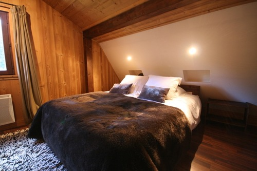 Chalet Manon: bedroom 2
