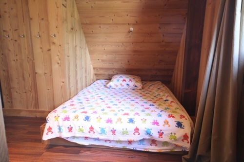 Chalet Manon: bedroom 3