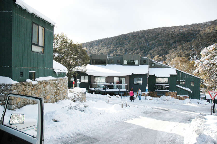 Cedar Creek thredbo
