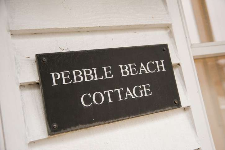 Pebble Beach Cottage