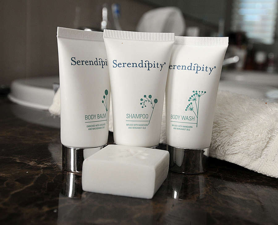 Serendipity Shampoo Body Wash and Body Balm