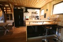 Chalet Manon: kitchen