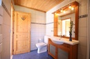 Chez Rose: master bathroom