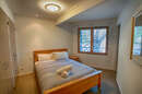 Milkwood Double Bedroom