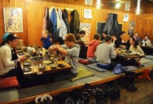 Niseko restaurants and eating out guide niseko japan okonomiyaki and teppanyaki restaurant make it yourself okonomiyaki is one of the most popular types of restaurants in japan and a hands down favorite among solutioingenieria Image collections