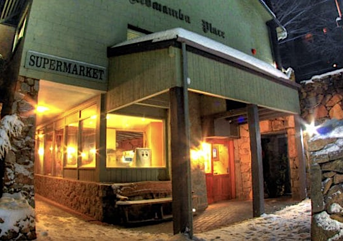 T Bar Restaurant Thredbo