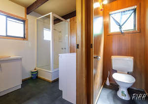 Bungalow bathroom/toilet...