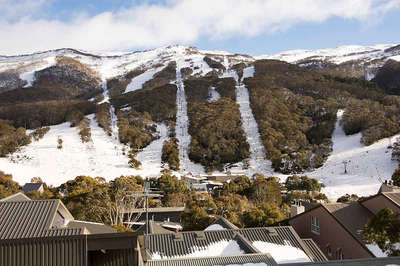 Banjo 6 Thredbo View