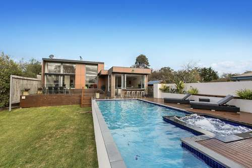 HostAbout Blairgowrie Pool House - family luxe retreat