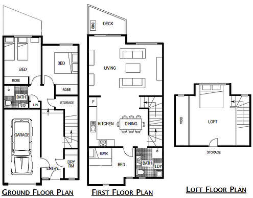 Cedar Creek 2 Floor Plan