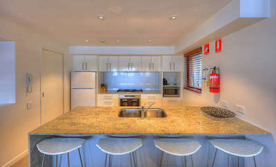 Thredbo Elevation 1 Kitchen
