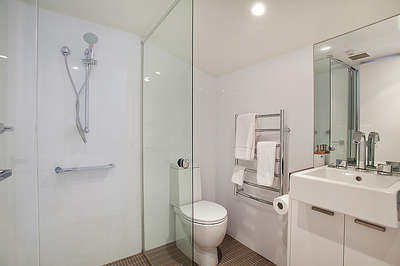 Thredbo Elevation  1 Bathroom