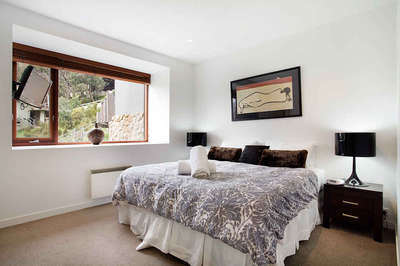 Elevation 6 Thredbo Bedroom