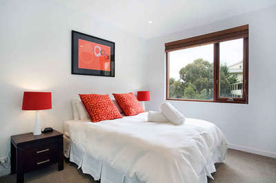 Elevation 6 Thredbo Bedroom 2