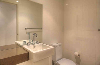 Elevation 3 Bedroom guest WC