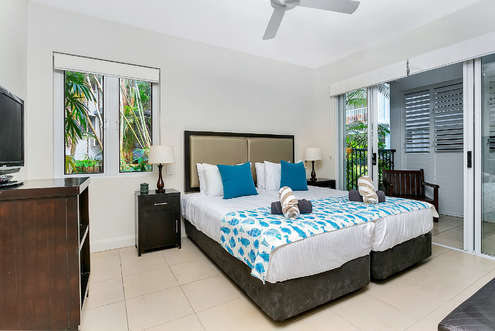 Beach Club Lagoon Apartment 4111