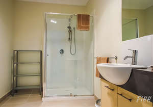 En-suite bathroom...
