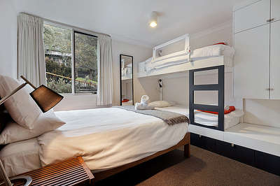 Thredbo Steamboat-7 2nd bedroom