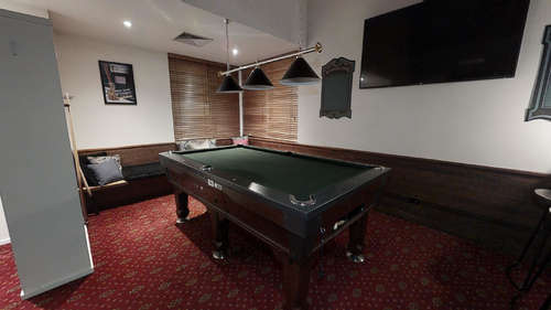 The Stables bar - Pool table area