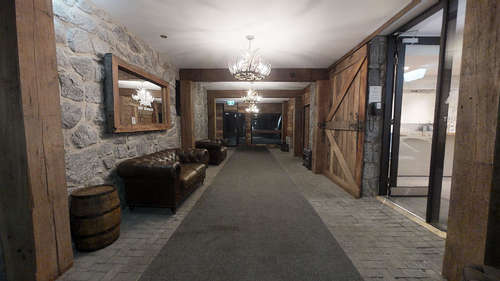 The Stables Foyer
