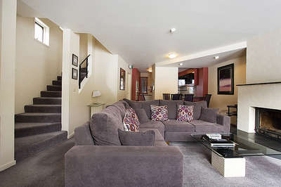 Thredbo Village Green Townhouse Lounge