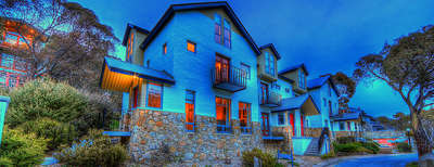 Thredbo Village Green Townhouse Exterior