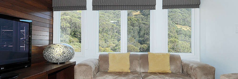 The view to outside from Aspect