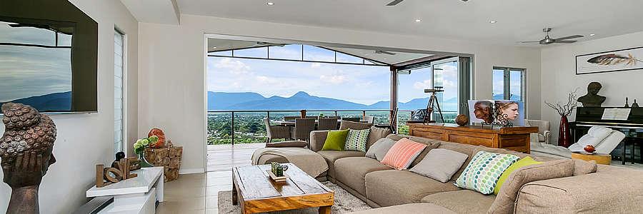 'Aurora' Luxury Home City and Ocean Views