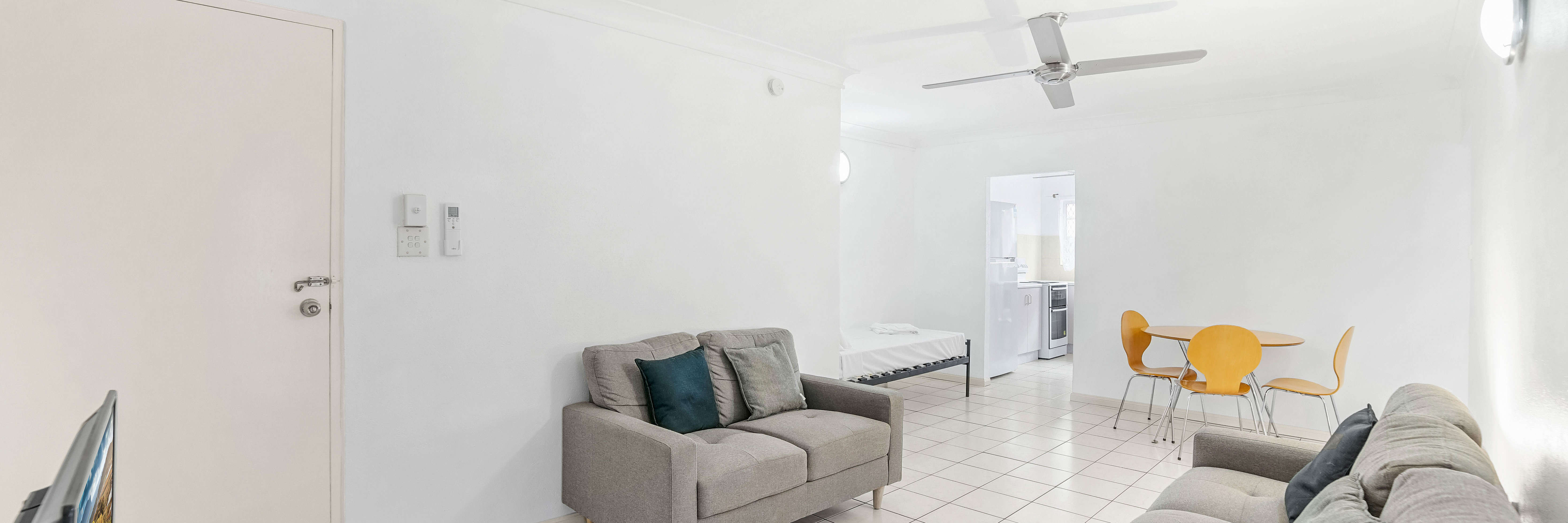 Fitzroy Court #4 - Two Bedroom Apartment