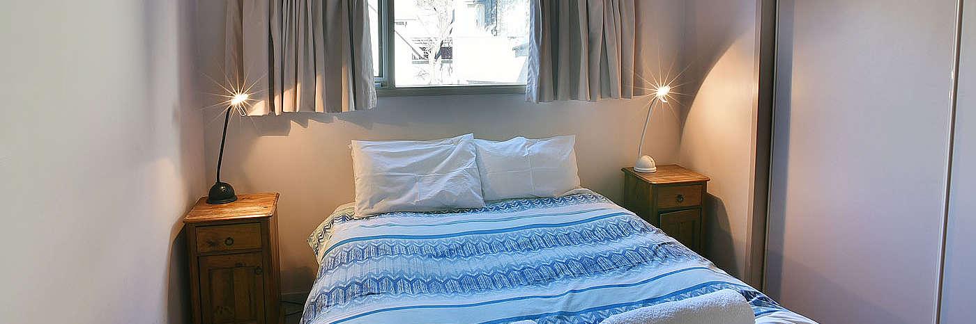 Seldom Seen - First Floor bedroom