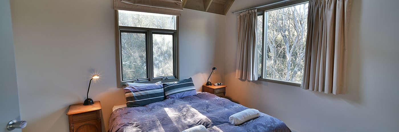 Seldom Seen - Master Bedroom