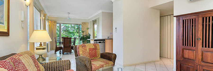 The Lakes Resort Cairns North #1221 - One Bedroom Apartment