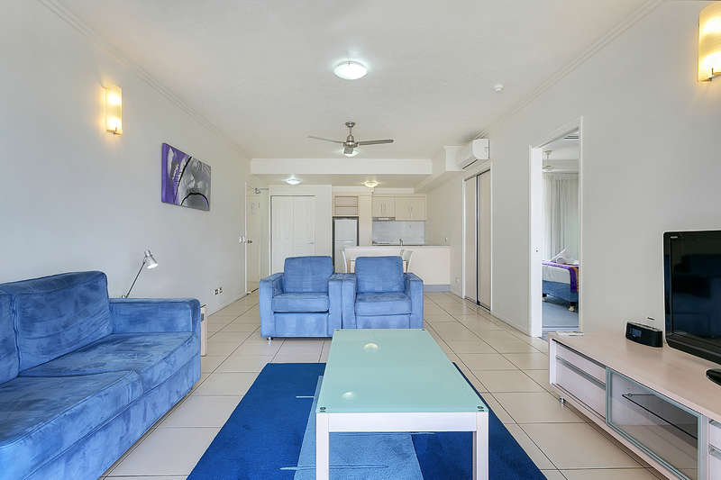 City Quays Cairns City - One Bedroom Apartment