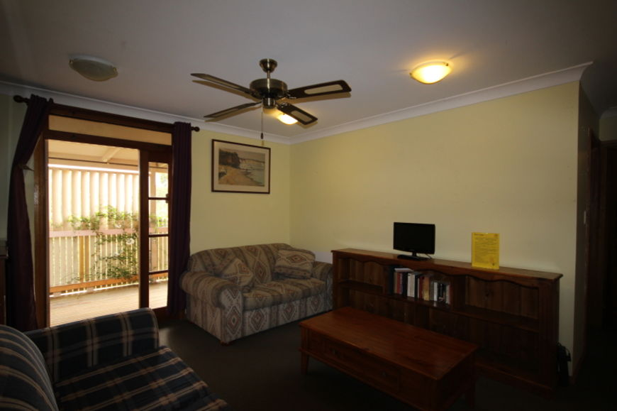 Lounge area to balcony | Masters Quarters