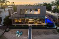 River view of River House Noosa.