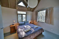 Seldom Seen - Master Bedroom