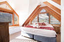 Thredbo Crackenback Castle Master Bedroom