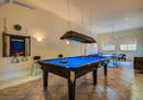 Fully equipped billiards room...