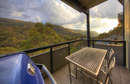 Elevation 3 Bedroom Balcony view 1
