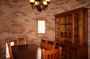 Dining area | seating 6 | Masters Quarters