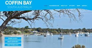 Coffin Bay Tourism Website