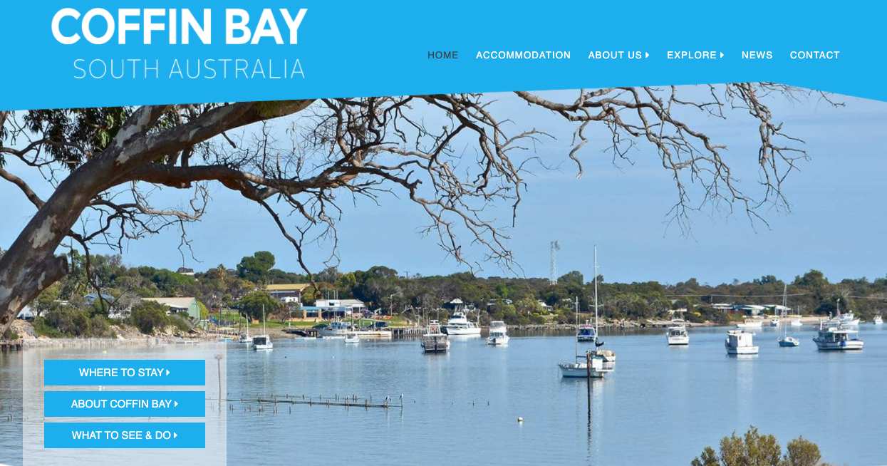 Coffin Bay Business Directory