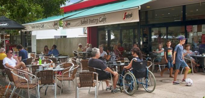 Baked Poet Cafe