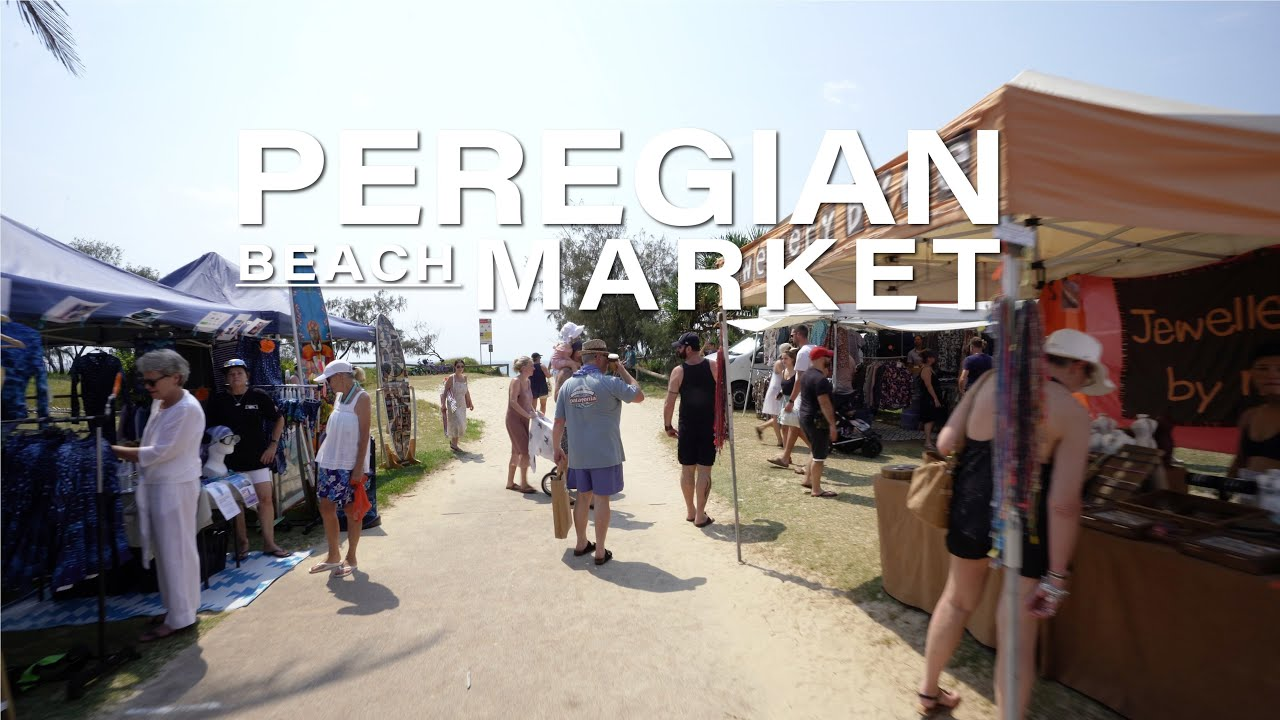 Peregian Beach Markets