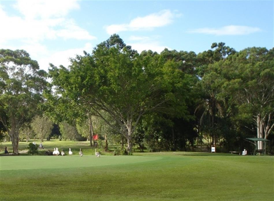 Noosa Par 3 Golf Course