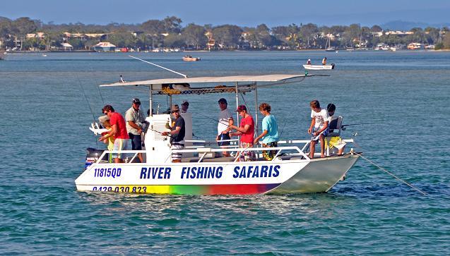 Noosa River Fishing Safaris