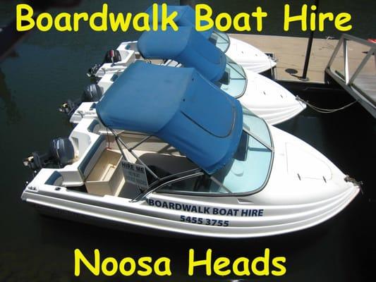 Boardwalk Boats