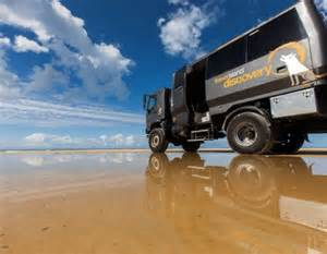 Discovery Fraser Island