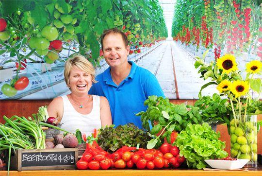 LONSDALE TOMATO FARM