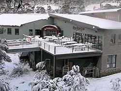 Bavarian Beer Hall - River Inn